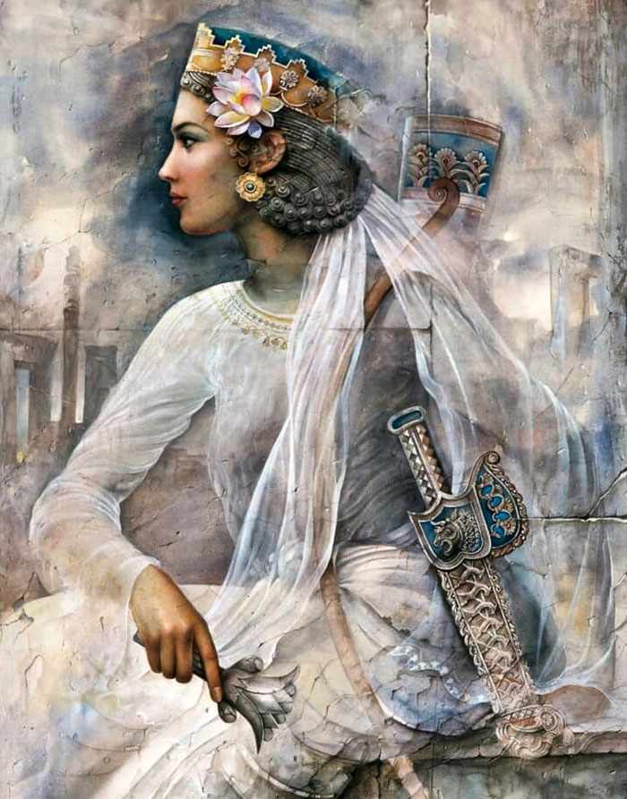 List And Detailed Biography Of Great Women Of Ancient