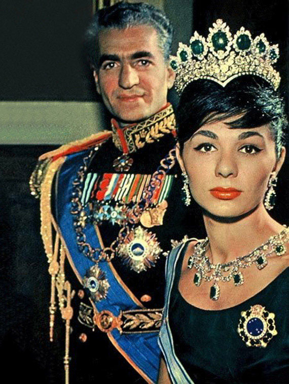 the last king of persia reza shah pahlavi aryamehr