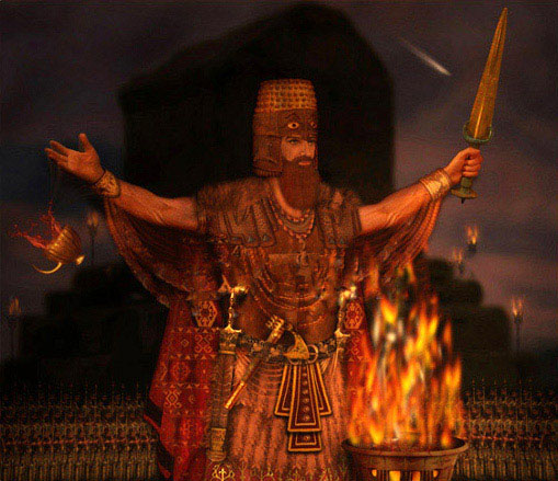 Last Will and Testament of Darius the Great
