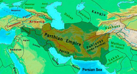 Timeline Of Persia From 8000 B C E Until The Present Day Of Iran